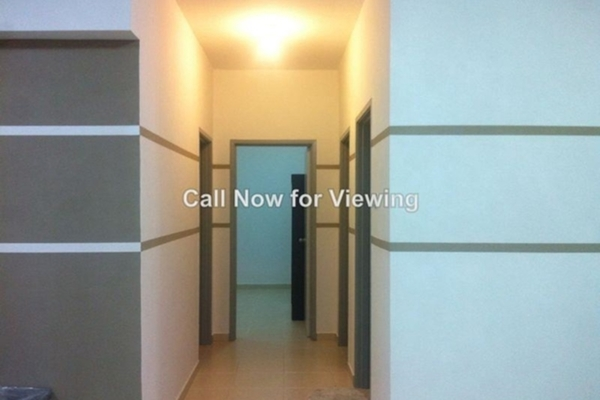 For Sale Condominium at Taman Raintree, Batu Caves Freehold Fully Furnished 3R/2B 380k