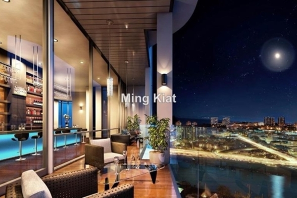 For Sale Condominium at Vivo Residential @ 9 Seputeh, Old Klang Road Leasehold Semi Furnished 3R/2B 814k