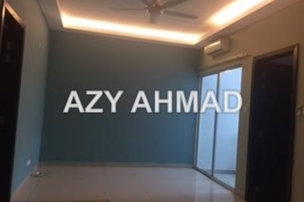 For Sale Terrace at Laman Bayu, Kota Damansara Leasehold Semi Furnished 5R/4B 1.48m