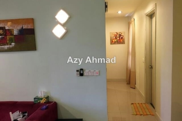For Sale Condominium at Surian Condominiums, Mutiara Damansara Leasehold Fully Furnished 3R/2B 1.1m