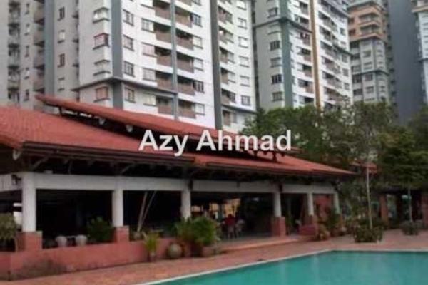 For Sale Condominium at Perdana Exclusive, Damansara Perdana Leasehold Fully Furnished 2R/1B 420k