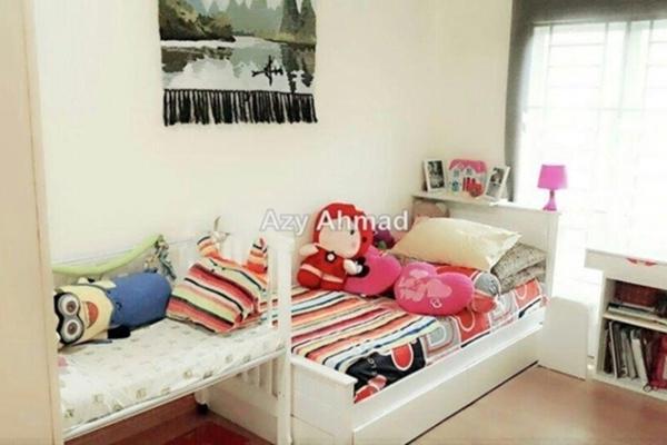 For Sale Condominium at Metropolitan Square, Damansara Perdana Leasehold Fully Furnished 3R/2B 740k