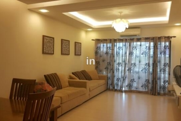 For Sale Condominium at Changkat View, Dutamas Freehold Semi Furnished 3R/2B 565k