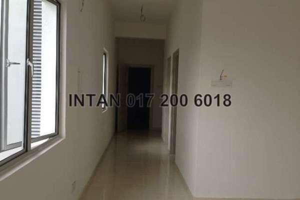 For Sale Condominium at I Residence, Kota Damansara Leasehold Semi Furnished 3R/2B 638k