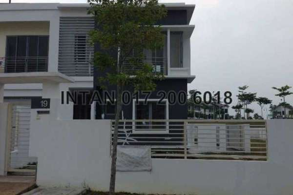 For Sale Semi-Detached at Willow Park, Denai Alam Freehold Unfurnished 6R/6B 2m