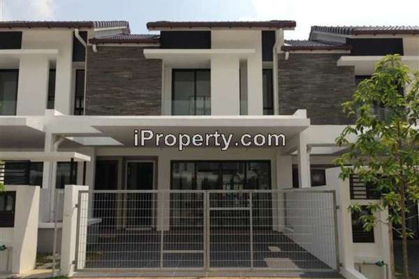 For Rent Superlink at Mulberry Grove, Denai Alam Freehold Semi Furnished 5R/5B 2.45k
