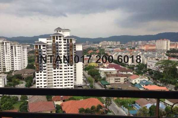 For Rent Condominium at Ampang Boulevard, Ampang Leasehold Fully Furnished 3R/3B 2.2k