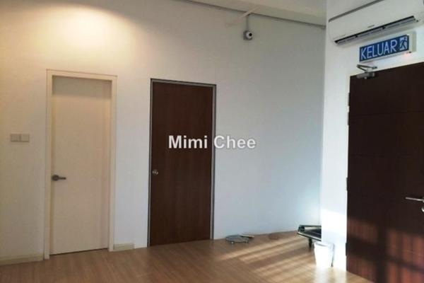 For Rent SoHo/Studio at Sunway Nexis, Kota Damansara Leasehold Semi Furnished 1R/1B 2.4k