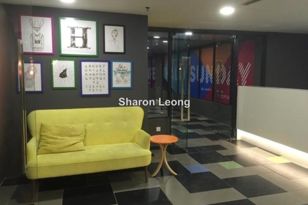 For Sale Condominium at Empire City, Damansara Perdana Leasehold Semi Furnished 1R/1B 305k