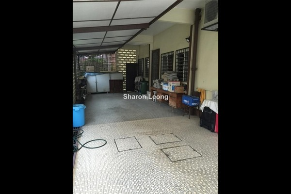 For Sale Bungalow at Taman Union, Sentul Freehold Semi Furnished 6R/4B 2.1m