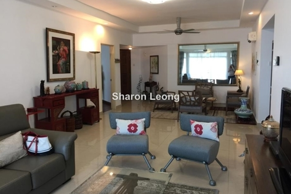 For Rent Condominium at The Boulevard, Subang Jaya Leasehold Fully Furnished 3R/3B 3.6k