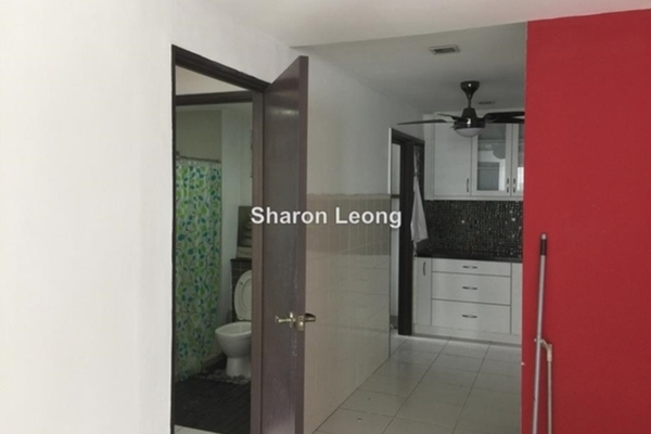 For Rent Condominium at The Saffron, Sentul Freehold Semi Furnished 2R/2B 2.1k
