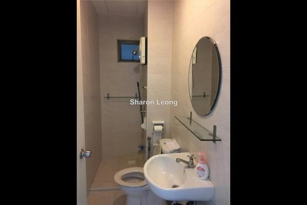 For Rent Serviced Residence at Tropicana City Tropics, Petaling Jaya Freehold Semi Furnished 1R/2B 2k