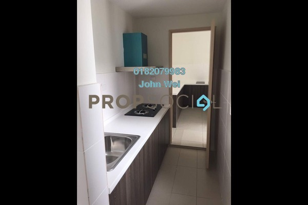 For Rent Condominium at Maisson, Ara Damansara Freehold Semi Furnished 3R/2B 1.5k