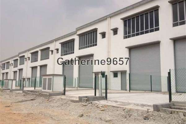 For Sale Factory at Bandar Baru Kundang, Rawang Leasehold Unfurnished 0R/4B 950k