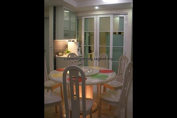 For Sale Condominium at Menjalara 18 Residences, Bandar Menjalara Leasehold Fully Furnished 3R/3B 899k