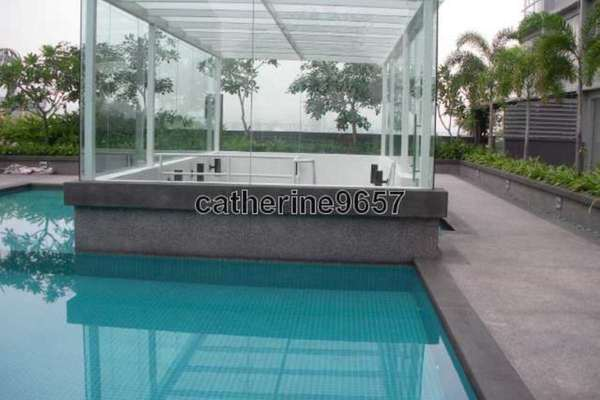 For Rent Condominium at Menjalara 18 Residences, Bandar Menjalara Freehold Semi Furnished 3R/3B 2.3k