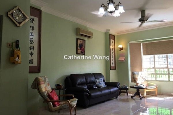 For Rent Condominium at Astana Putra, Bukit Rahman Putra Leasehold Fully Furnished 3R/2B 2k