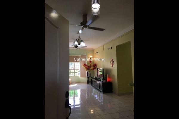 For Sale Condominium at Astana Putra, Bukit Rahman Putra Leasehold Fully Furnished 3R/2B 620k