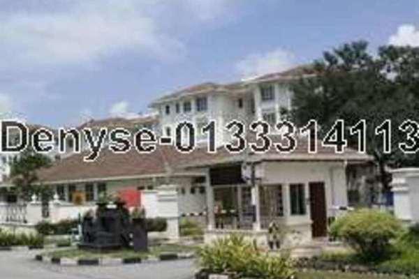 For Rent Apartment at Arcadia, UEP Subang Jaya Freehold Semi Furnished 3R/2B 1.2k