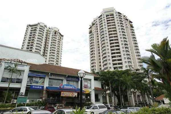 For Rent Condominium at Riana Green, Tropicana Leasehold Fully Furnished 2R/2B 2k
