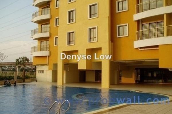 For Rent Condominium at Paramount View, Petaling Jaya Leasehold Semi Furnished 2R/1B 1.7k