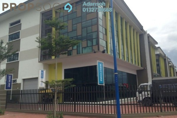 For Sale Factory at Amari Business Park, Batu Caves Freehold Unfurnished 0R/6B 6m
