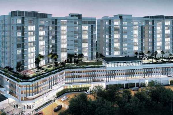 For Rent SoHo/Studio at Medalla, Ara Damansara Freehold Unfurnished 0R/1B 1.3k
