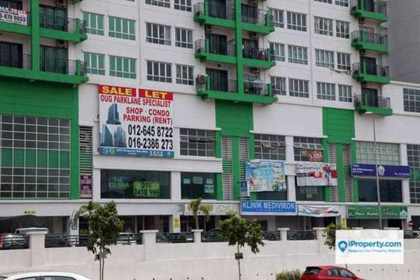 For Rent Condominium at OUG Parklane, Old Klang Road Leasehold Unfurnished 3R/2B 1.7k
