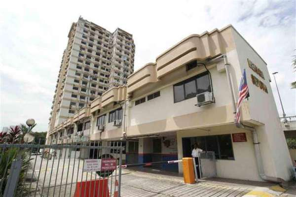 For Rent SoHo/Studio at Menara Seputih, Seputeh Freehold Fully Furnished 0R/1B 1.3k