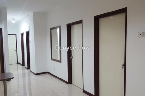 For Rent Condominium at Puri Aiyu, Shah Alam Freehold Unfurnished 3R/2B 1.1k