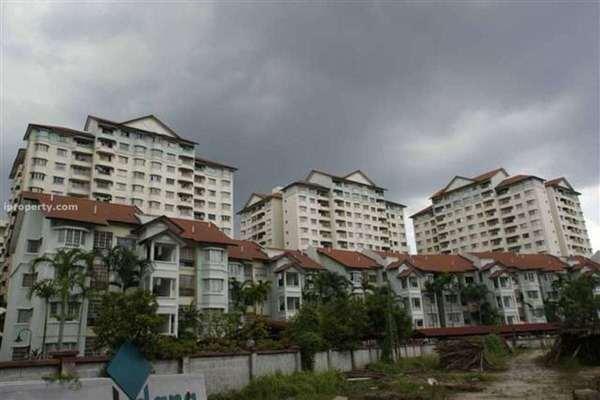 For Rent Condominium at Puncak Seri Kelana, Ara Damansara Leasehold Fully Furnished 3R/2B 1.8k