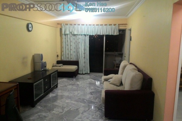 For Rent Condominium at Vantage Point, Desa Petaling Freehold Semi Furnished 3R/2B 1.15k