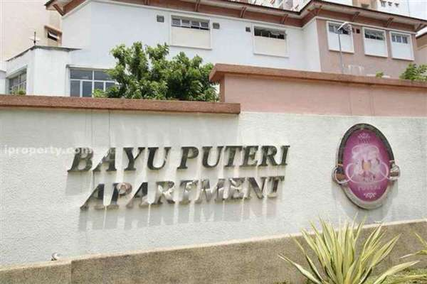For Sale Condominium at Bayu Puteri, Tropicana Leasehold Unfurnished 3R/2B 435k