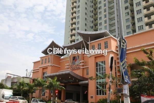 For Rent Serviced Residence at Kelana Sentral, Kelana Jaya Freehold Semi Furnished 1R/1B 1.4k