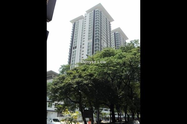 For Sale Condominium at Nadayu28, Bandar Sunway Leasehold Semi Furnished 2R/2B 990k