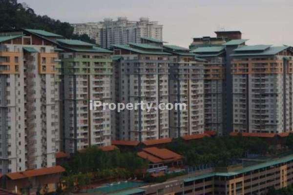 For Rent Condominium at Perdana Exclusive, Damansara Perdana Leasehold Semi Furnished 3R/2B 1.8k