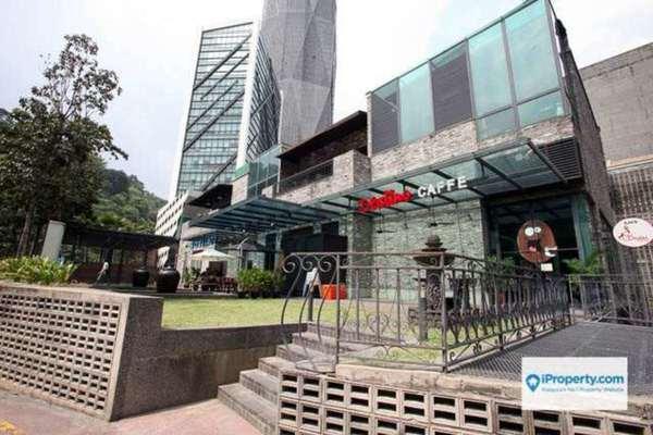For Rent SoHo/Studio at Empire Damansara, Damansara Perdana Leasehold Unfurnished 0R/1B 1.2k