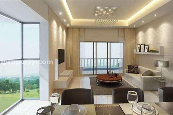 For Rent Condominium at I Residence, Kota Damansara Leasehold Semi Furnished 3R/2B 2k