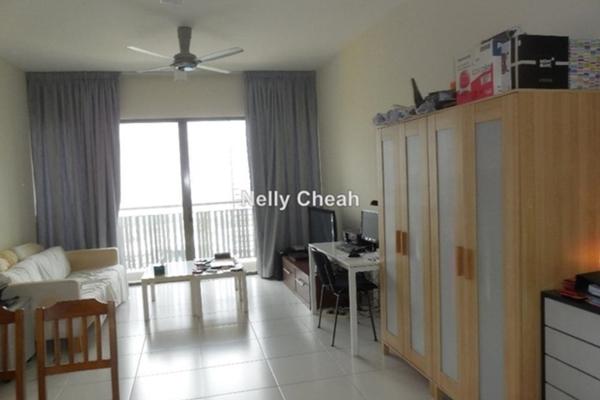 For Rent SoHo/Studio at Neo Damansara, Damansara Perdana Leasehold Semi Furnished 0R/1B 1.9k