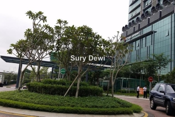 For Rent Office at The Horizon, Bangsar South Leasehold Unfurnished 0R/0B 25.6k