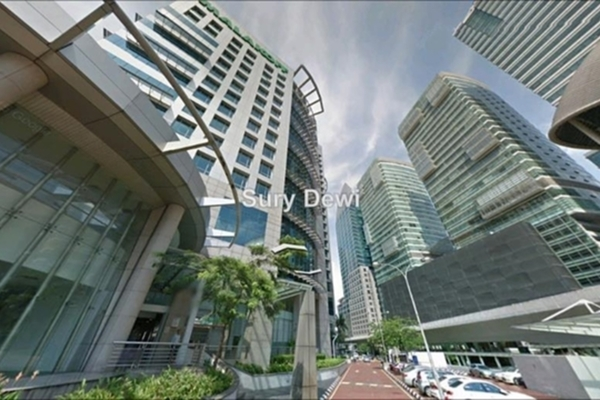 For Rent Office at Plaza Sentral, KL Sentral Leasehold Unfurnished 0R/0B 36.5k