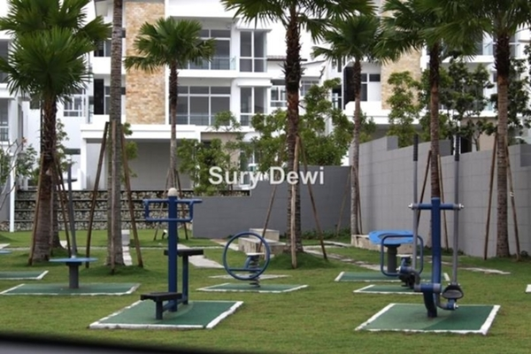 For Rent Semi-Detached at Sunway Rydgeway, Melawati Leasehold Fully Furnished 5R/6B 8k