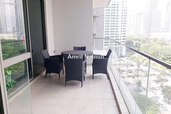 For Sale Condominium at Stonor Park, KLCC Freehold Fully Furnished 4R/5B 2.5m