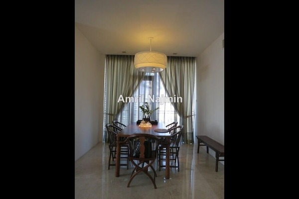 For Sale Condominium at The Troika, KLCC Freehold Fully Furnished 3R/2B 3.44m