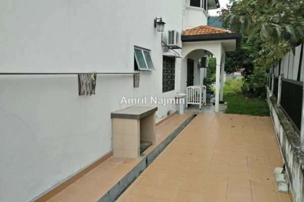 For Sale Terrace at Datuk Sulaiman, TTDI  Unfurnished 5R/5B 2.9m