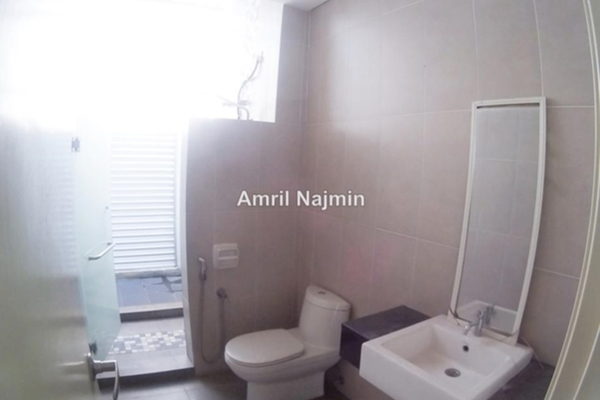 For Sale Link at Sephira, Alam Impian Freehold Semi Furnished 4R/5B 850k
