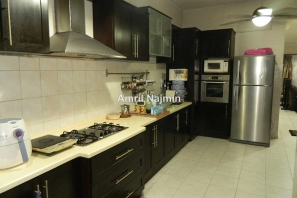 For Sale Link at Sunway Kayangan, Shah Alam Leasehold Fully Furnished 4R/3B 680k
