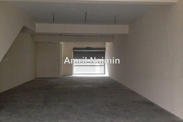 For Sale Shop at U12, Shah Alam Freehold Unfurnished 0R/0B 990k