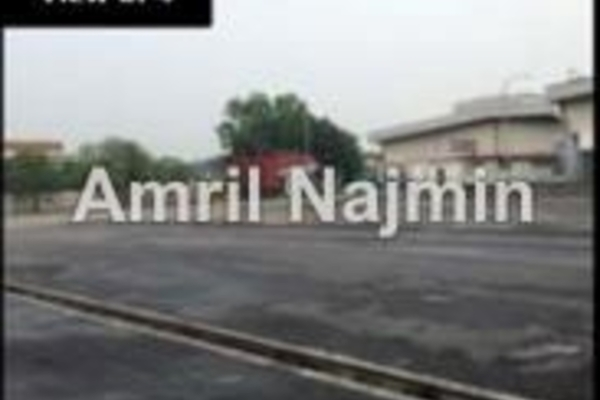 For Rent Land at Hicom Glenmarie, Shah Alam Freehold Unfurnished 0R/0B 40k